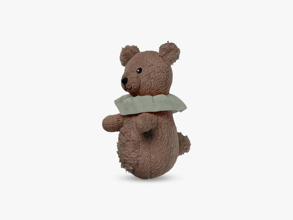 Soft Animal Rattle, Bear fra Cam Cam Copenhagen