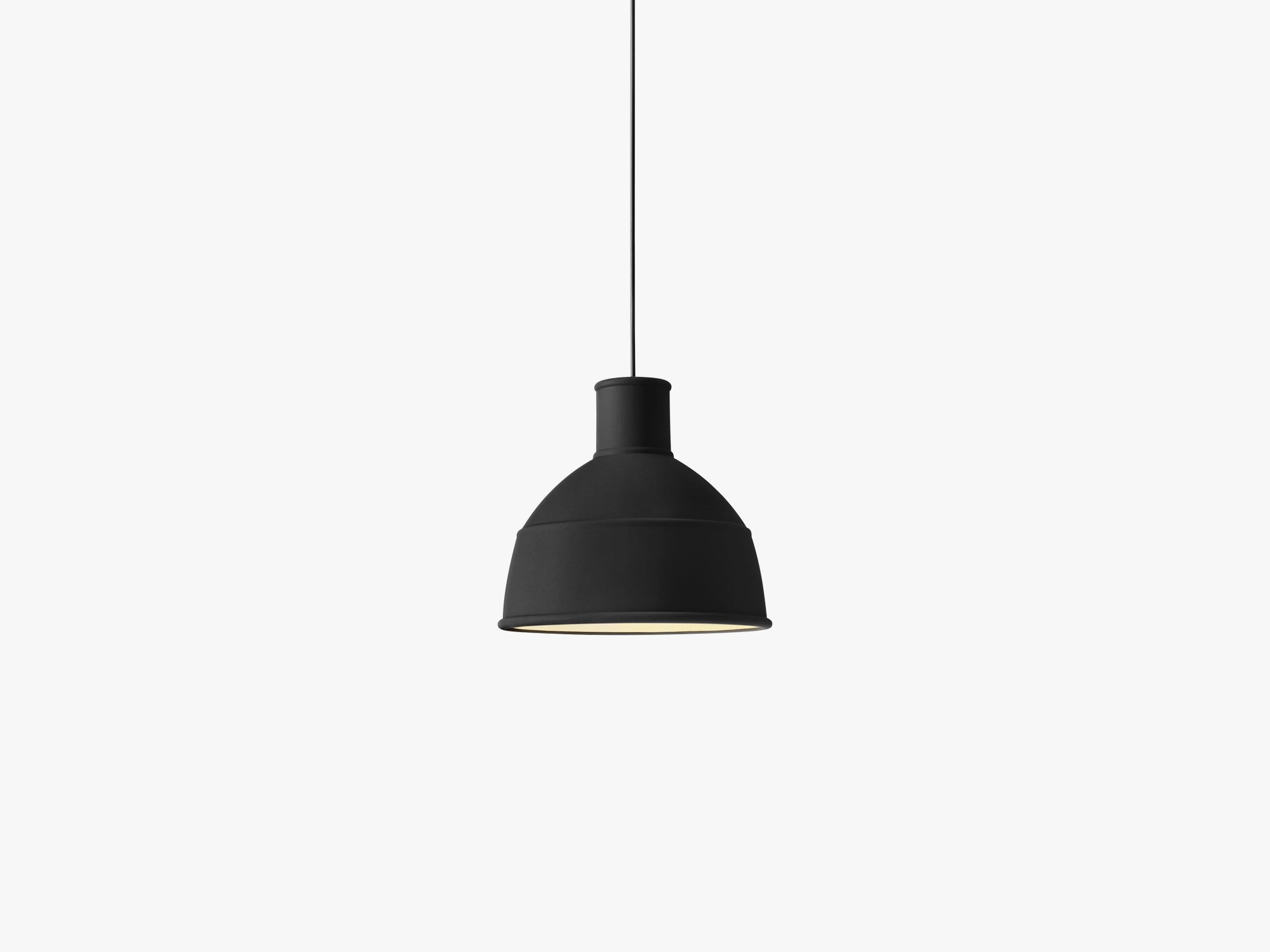 Unfold Pendant Lamp, Black fra Muuto