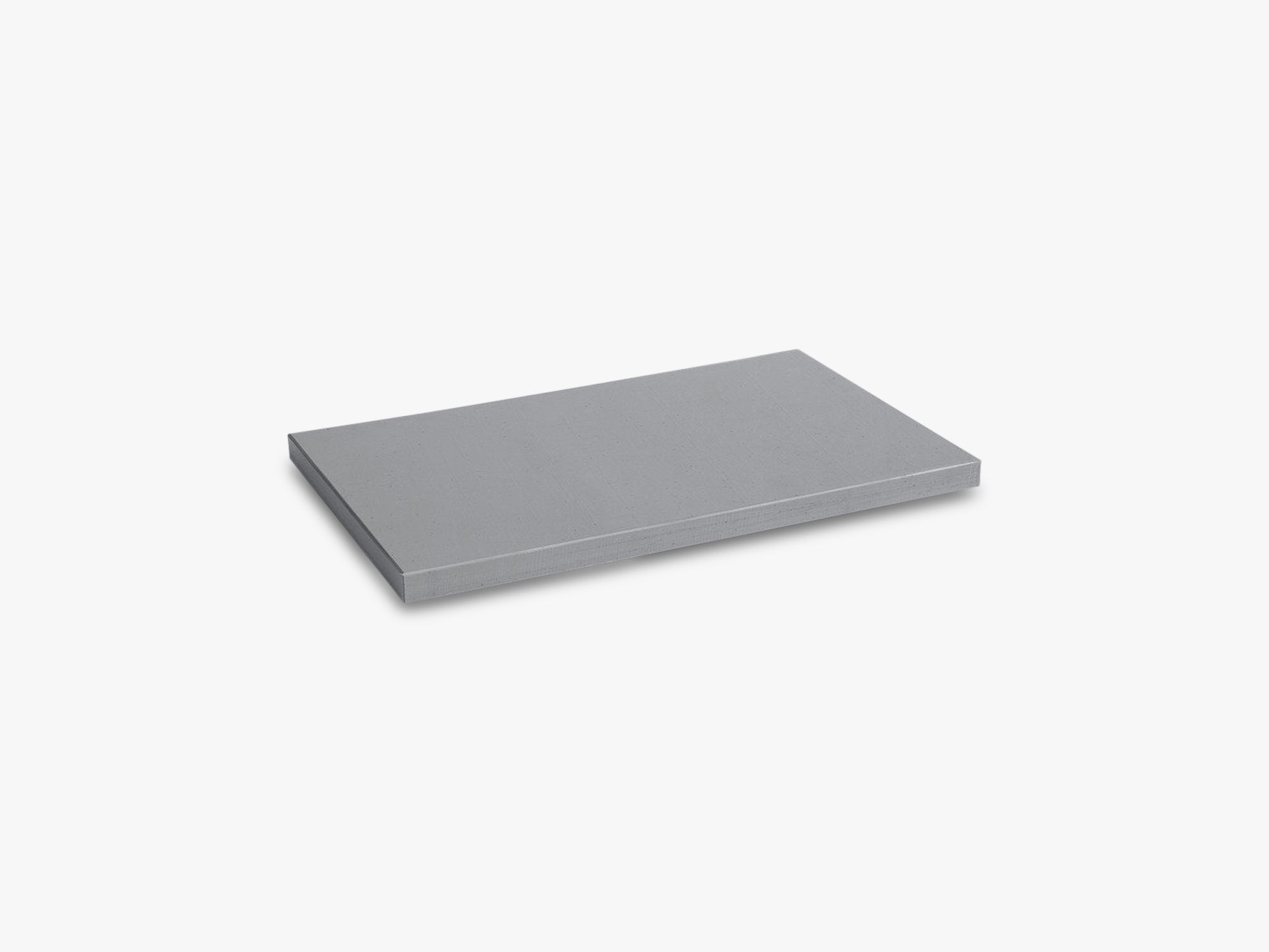 Chopping Board XL, Light Grey fra HAY