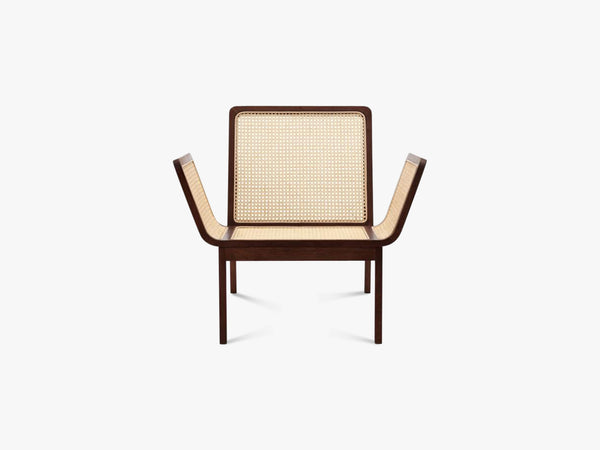 Le Roi Chair, French Rattan fra NORR11