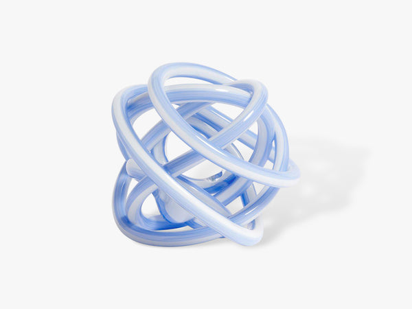 Knot Large, Light Blue fra HAY