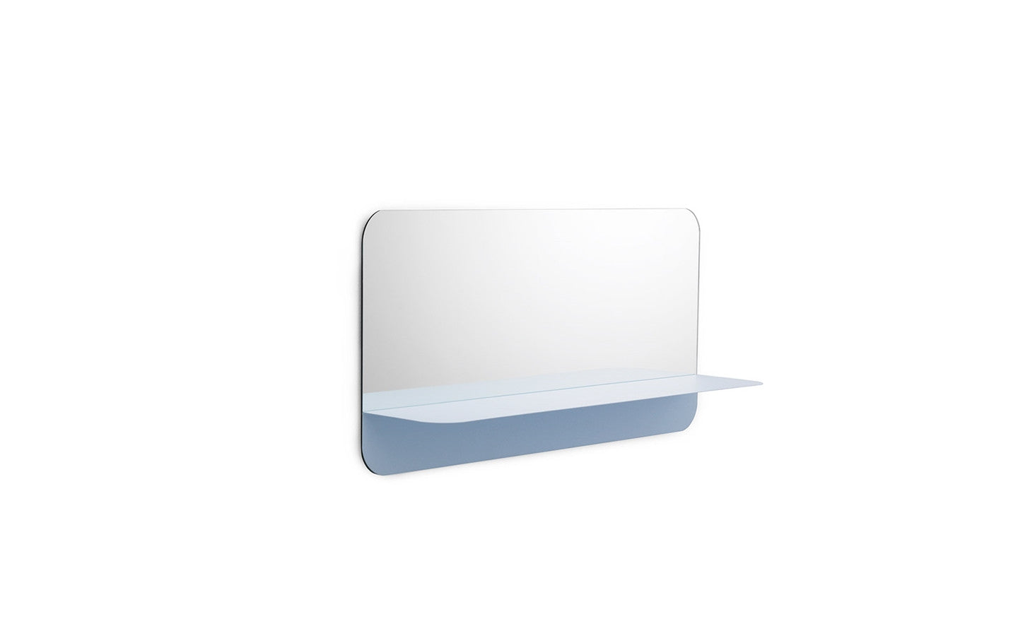 Horizon Mirror Horizontal - Light Blue fra Normann Copenhagen