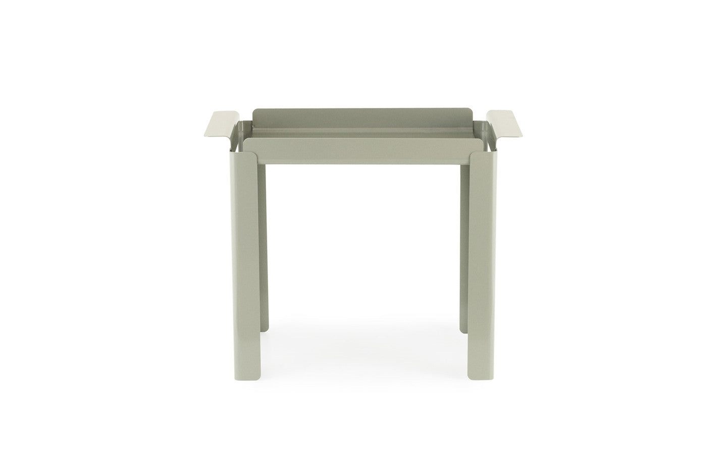 Box Table 33x60 - Cement Grey fra Normann Copenhagen