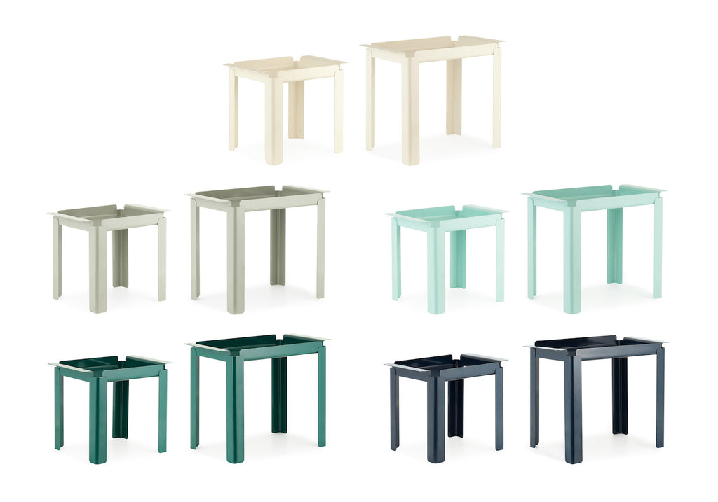 Box Table 33x48 - Turquoise fra Normann Copenhagen