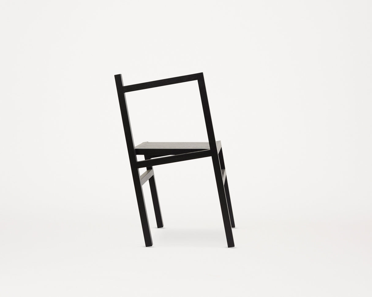9.5° Chair, Black fra FRAMA