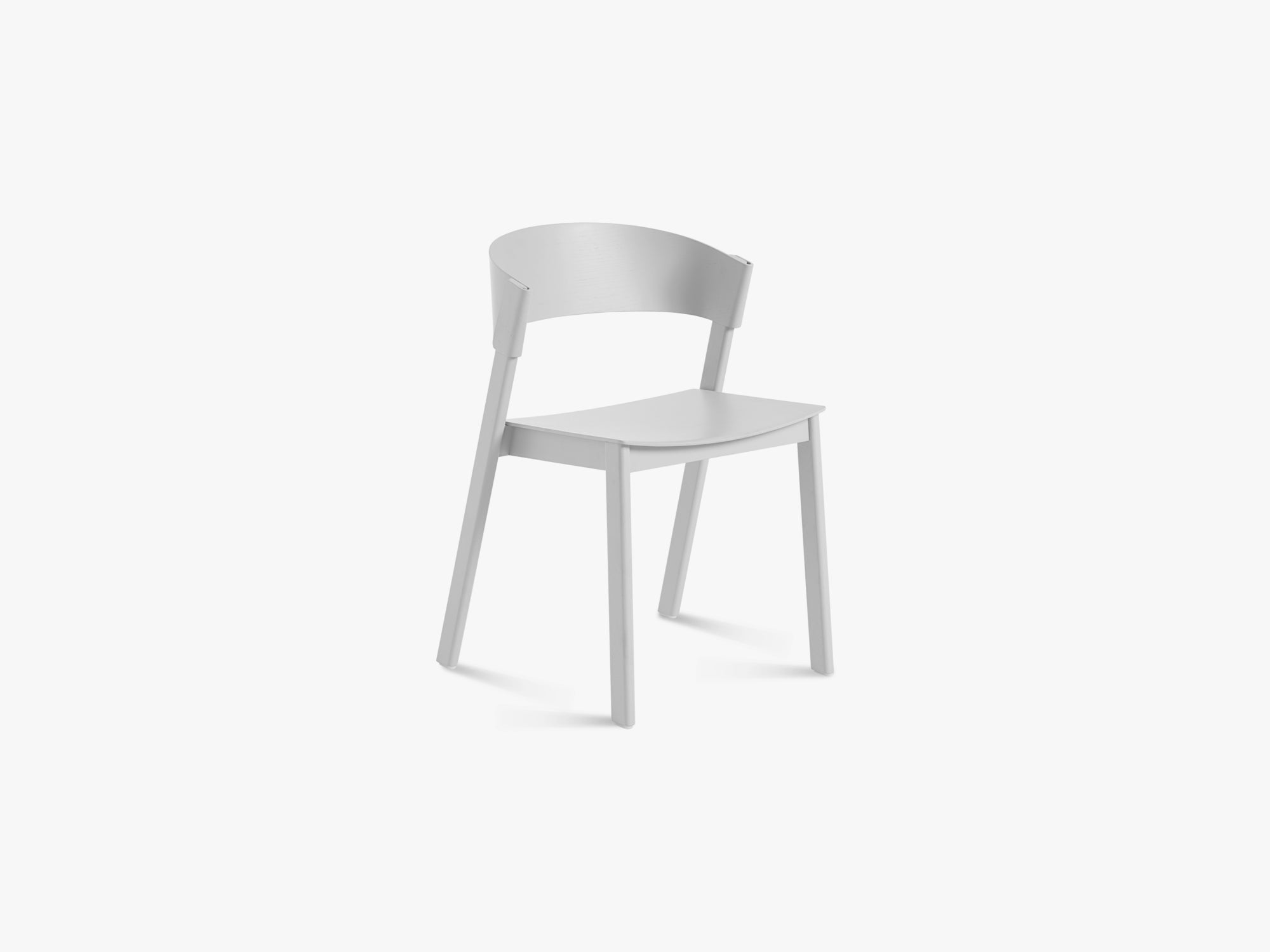 Cover Side Chair, Grey fra Muuto