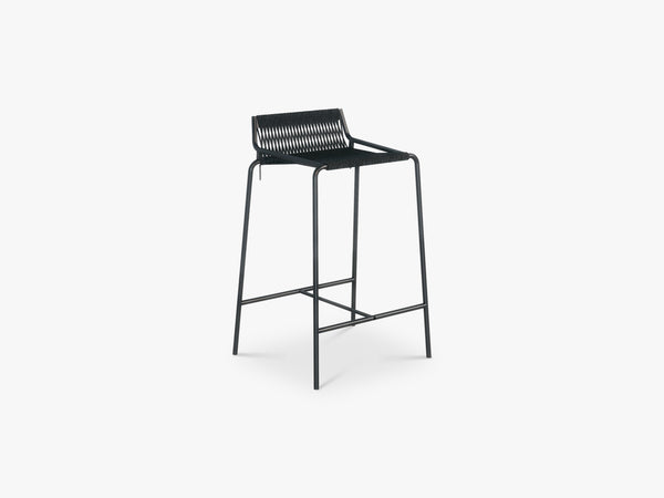 Noel Counter Chair, Black fra Thorup Copenhagen