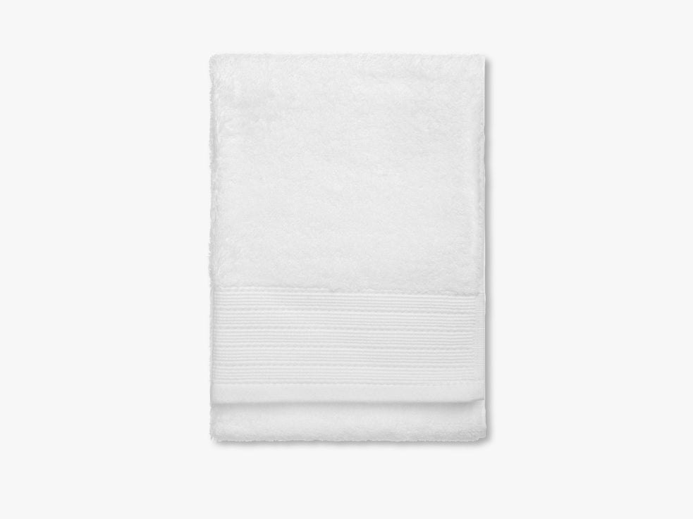 Egyptian towel, white fra Elvang