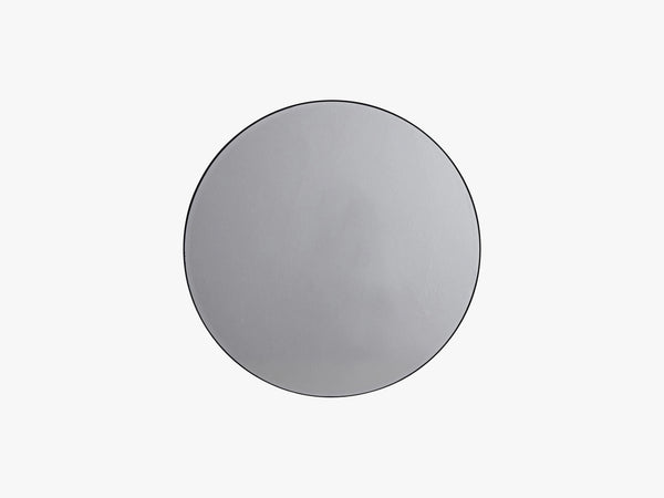 MIRRA mirror, Round, colcool grey glass fra Nordal