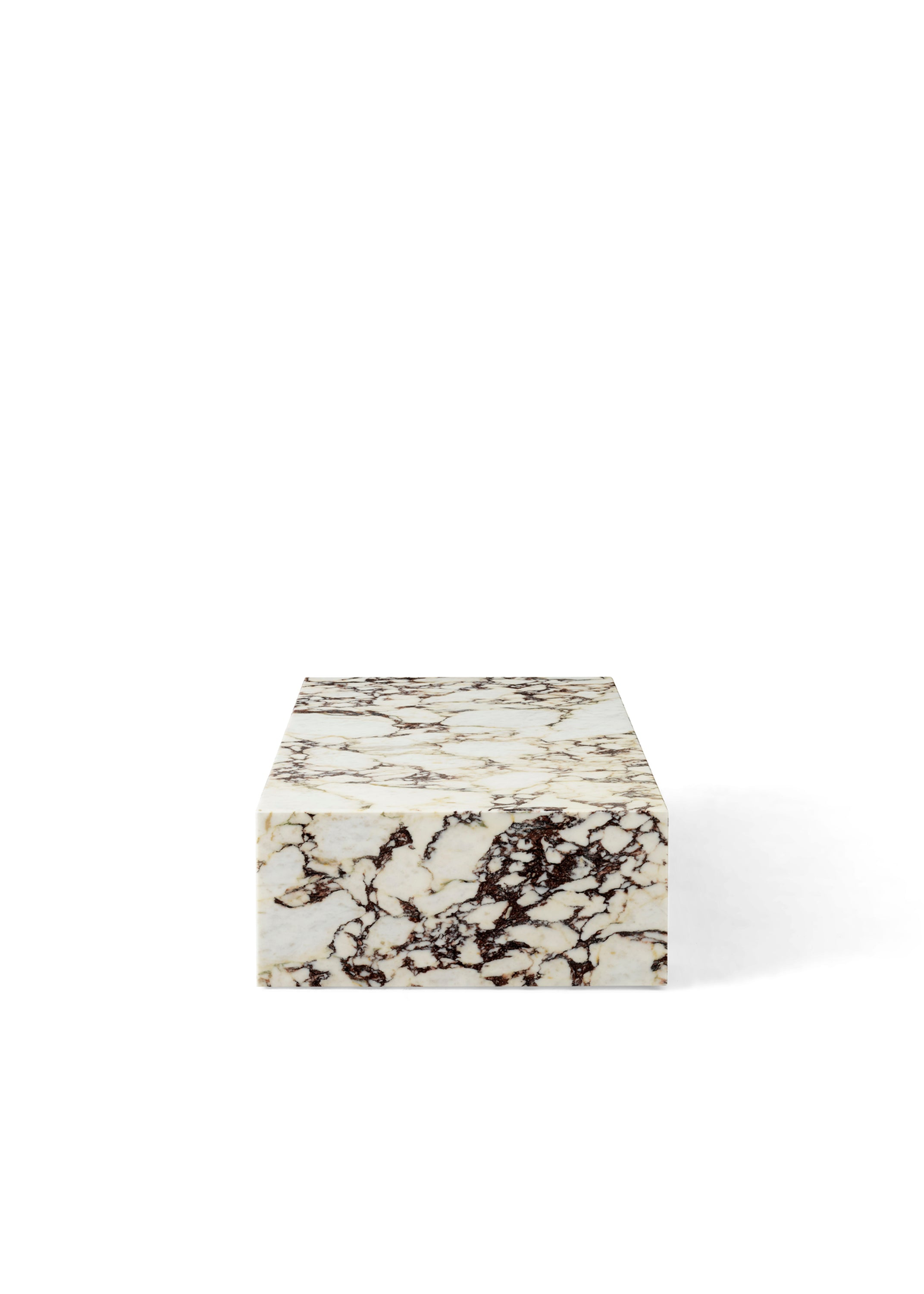 Plinth Low, Rose Marble fra Menu