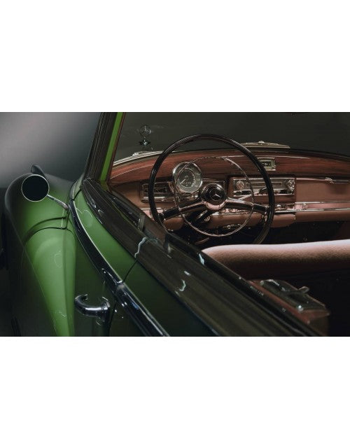 Mercedes Benz - The Grand Cabrio fra New Mags