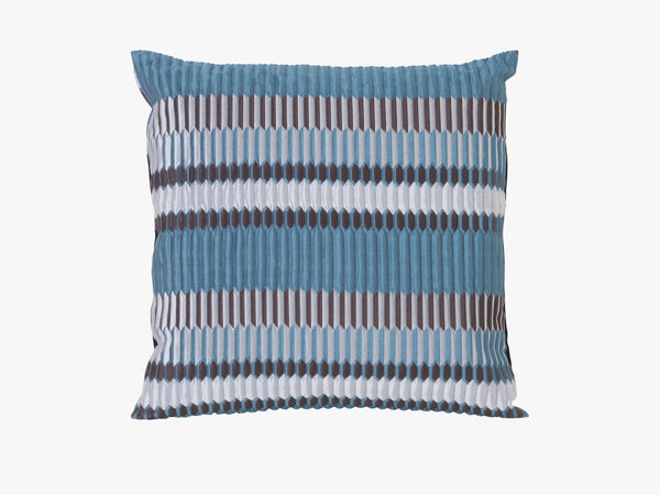 Pleat Sea, Salon Cushion 40x40 fra Ferm Living