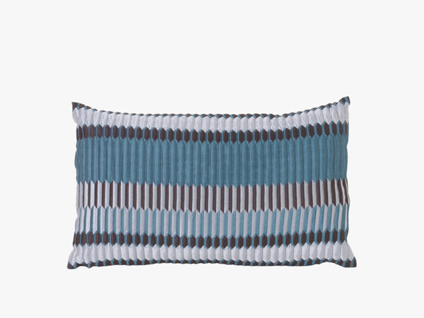 Pleat Sea, Salon Cushion 40x25 fra Ferm Living
