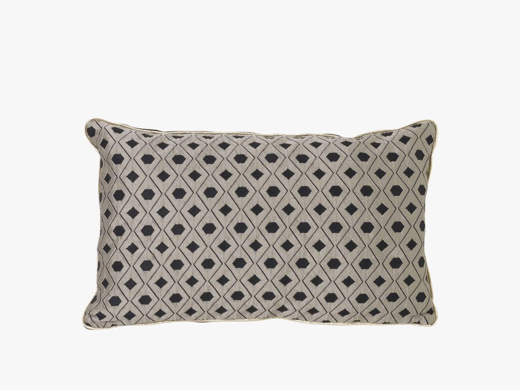 Mosaic Sand, Salon Cushion 40x25 fra Ferm Living