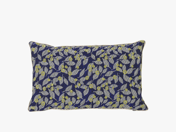 Flower Blue, Salon Cushion 40x25 fra Ferm Living