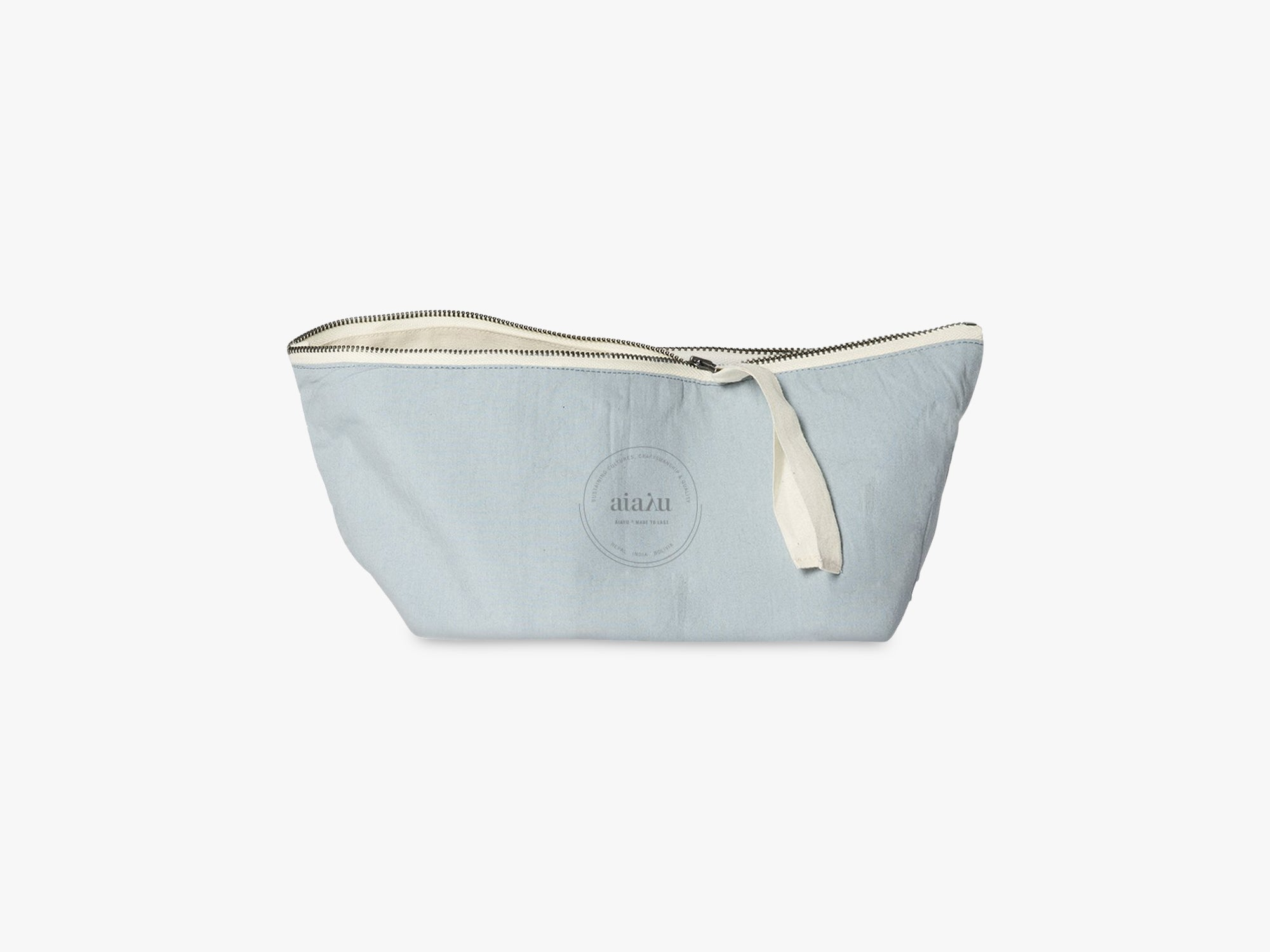 Pouch Mini Heavy Poplin, Blues fra Aiayu