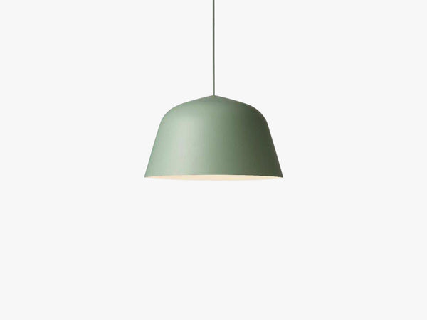 Ambit Pendant Lamp / Ø 25, Dusty Green fra Muuto