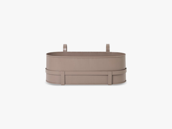 Bau Balcony Box, Dusty Rose fra Ferm Living