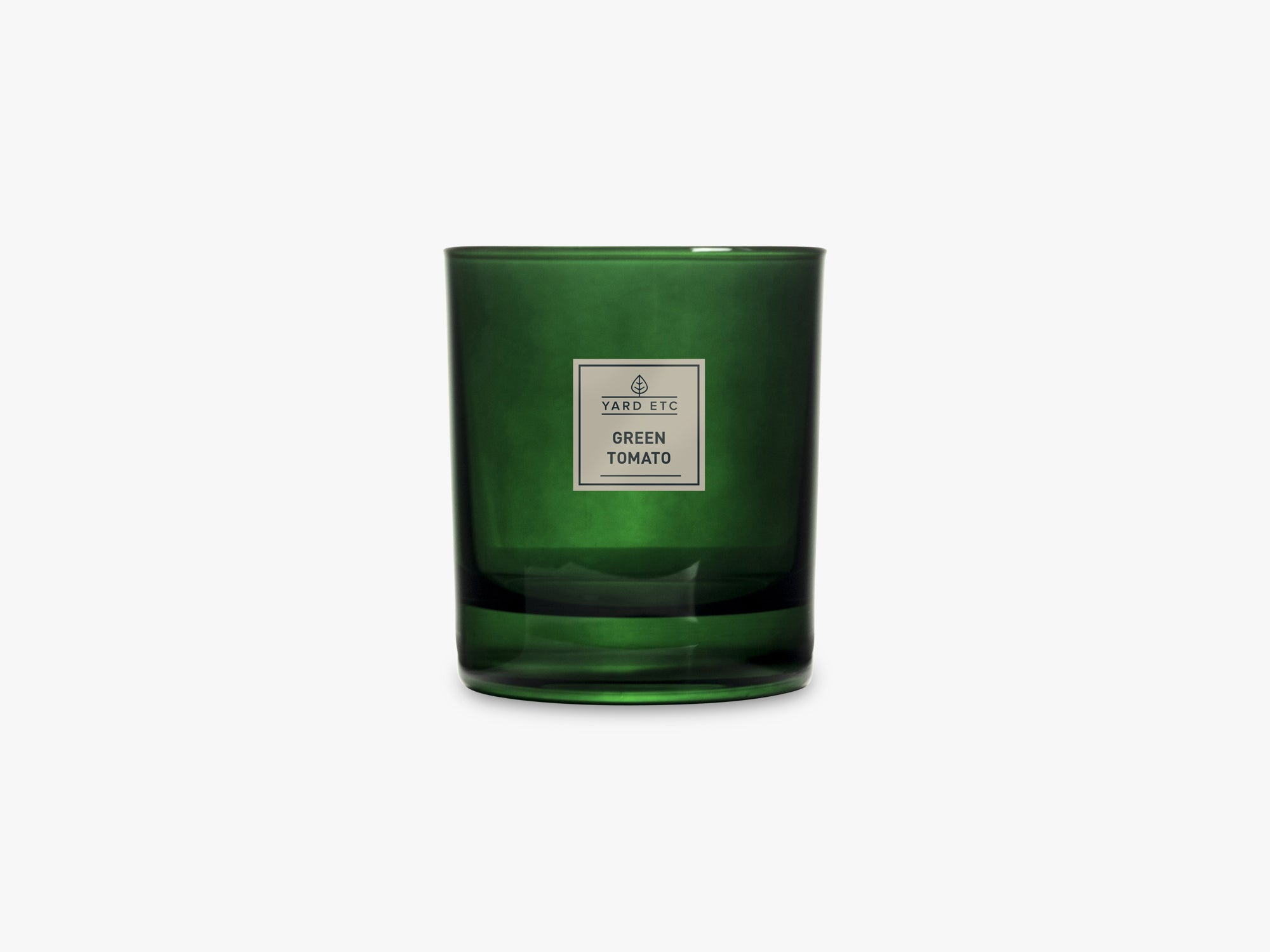 Scented Candle - 240g, Green Tomato fra Yard Etc