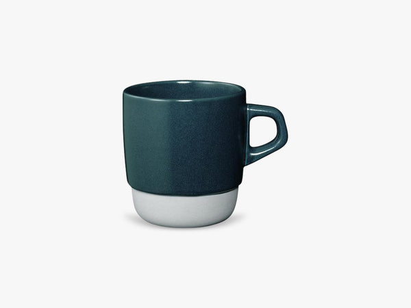 SCS stacking mug, navy fra KINTO