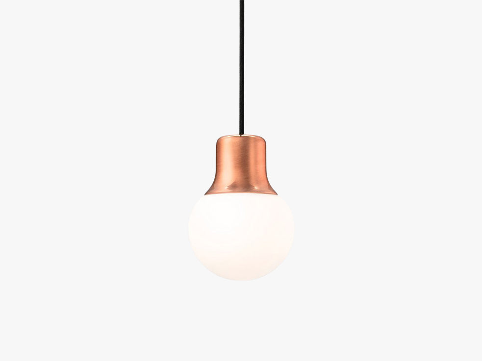 Mass Light Pendant - NA5 - Copper fra &tradition