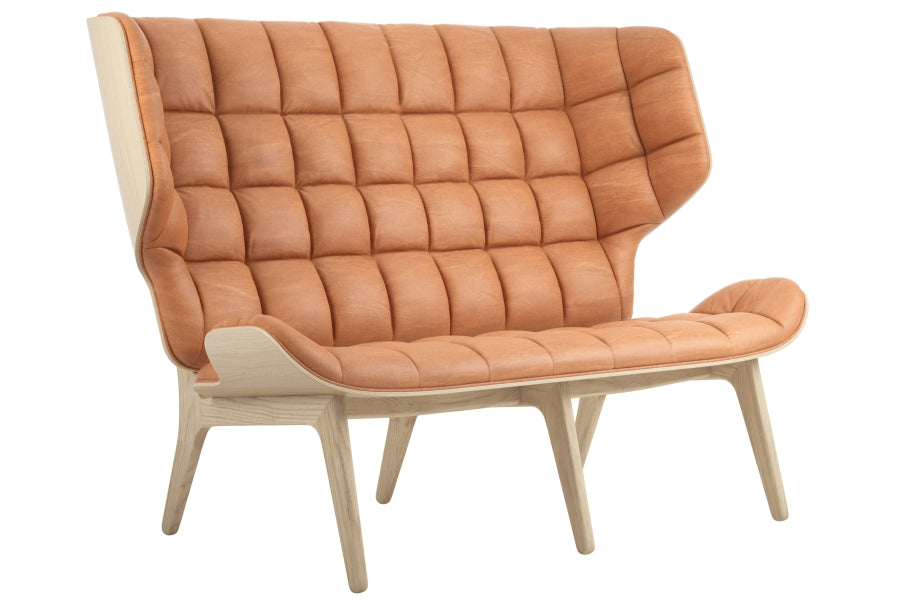 Mammoth Sofa, Natural/Cognac fra NORR11