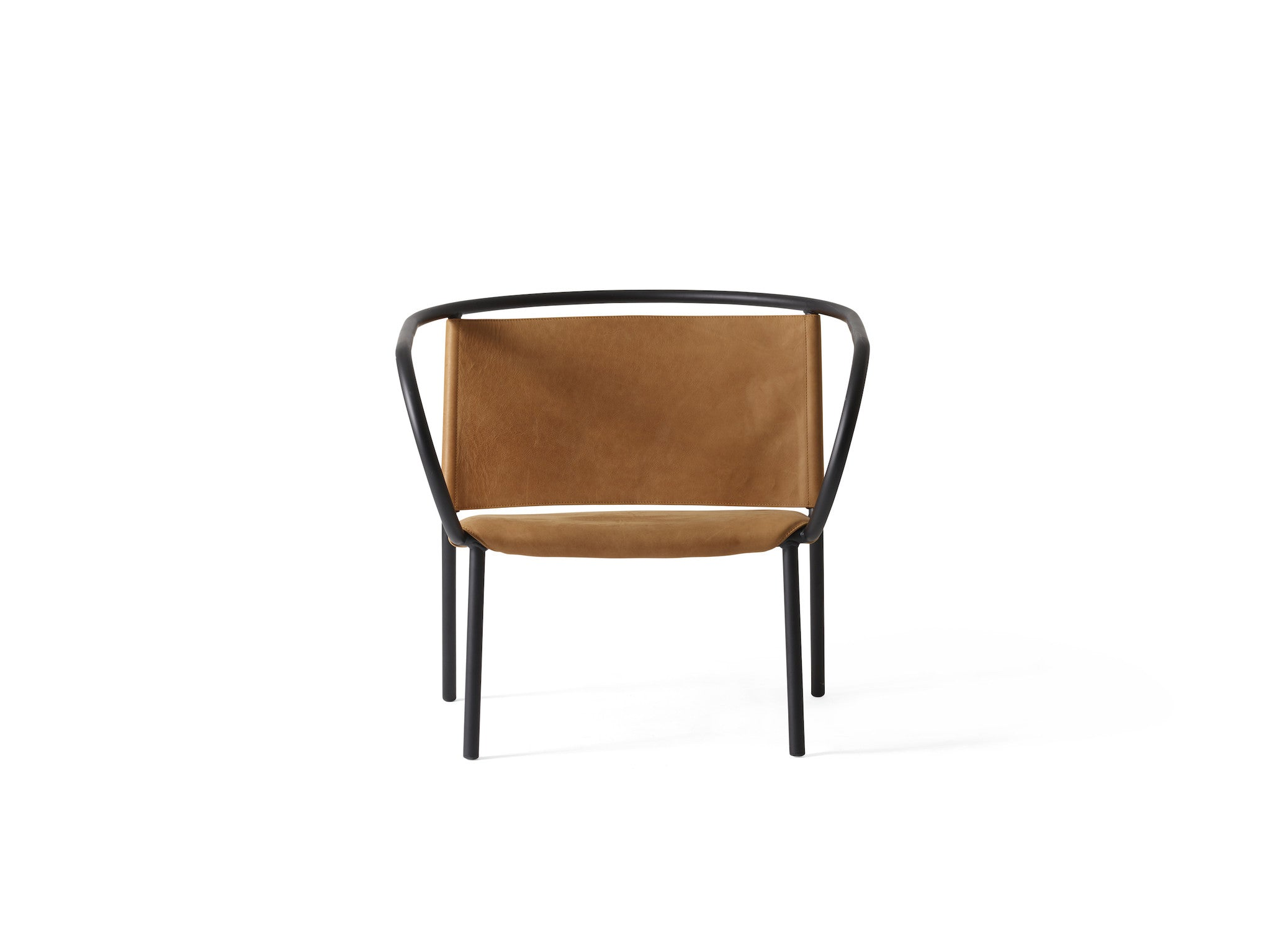 Afteroom Lounge Chair - Cognac fra Menu