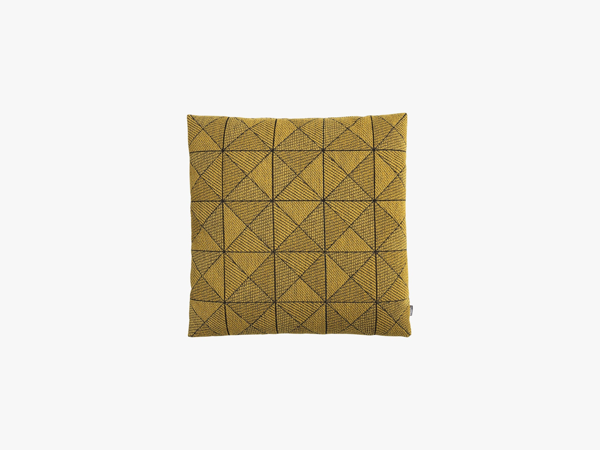 Tile Cushion, Yellow fra Muuto