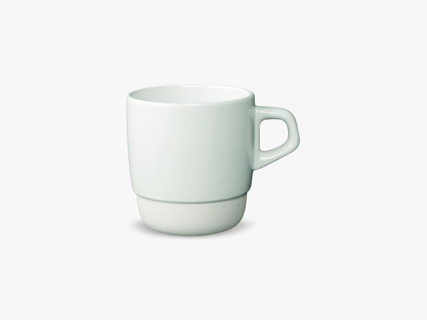 SCS stacking mug, white fra KINTO
