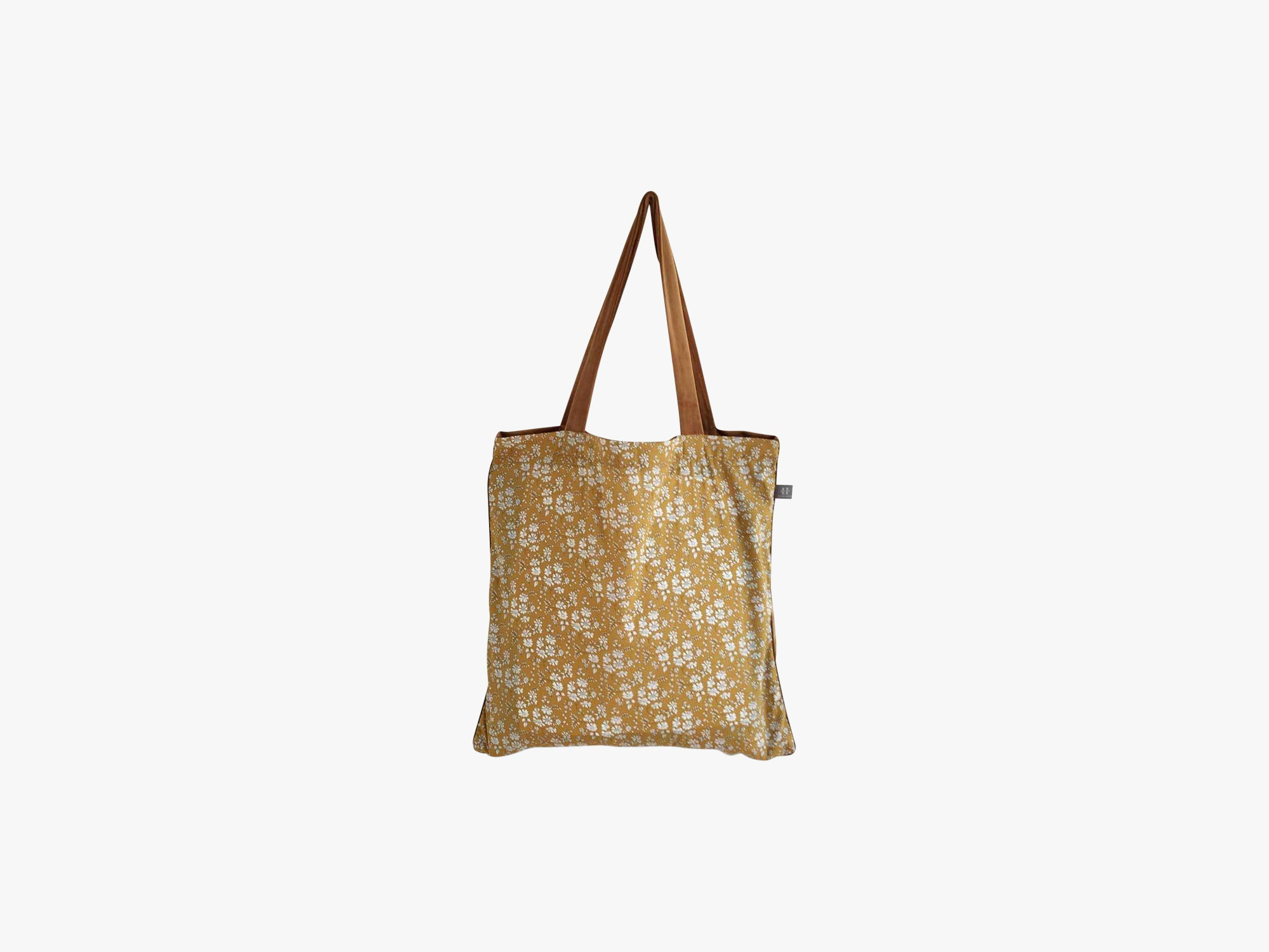 Tote Bag, Mustard fra Homeyness