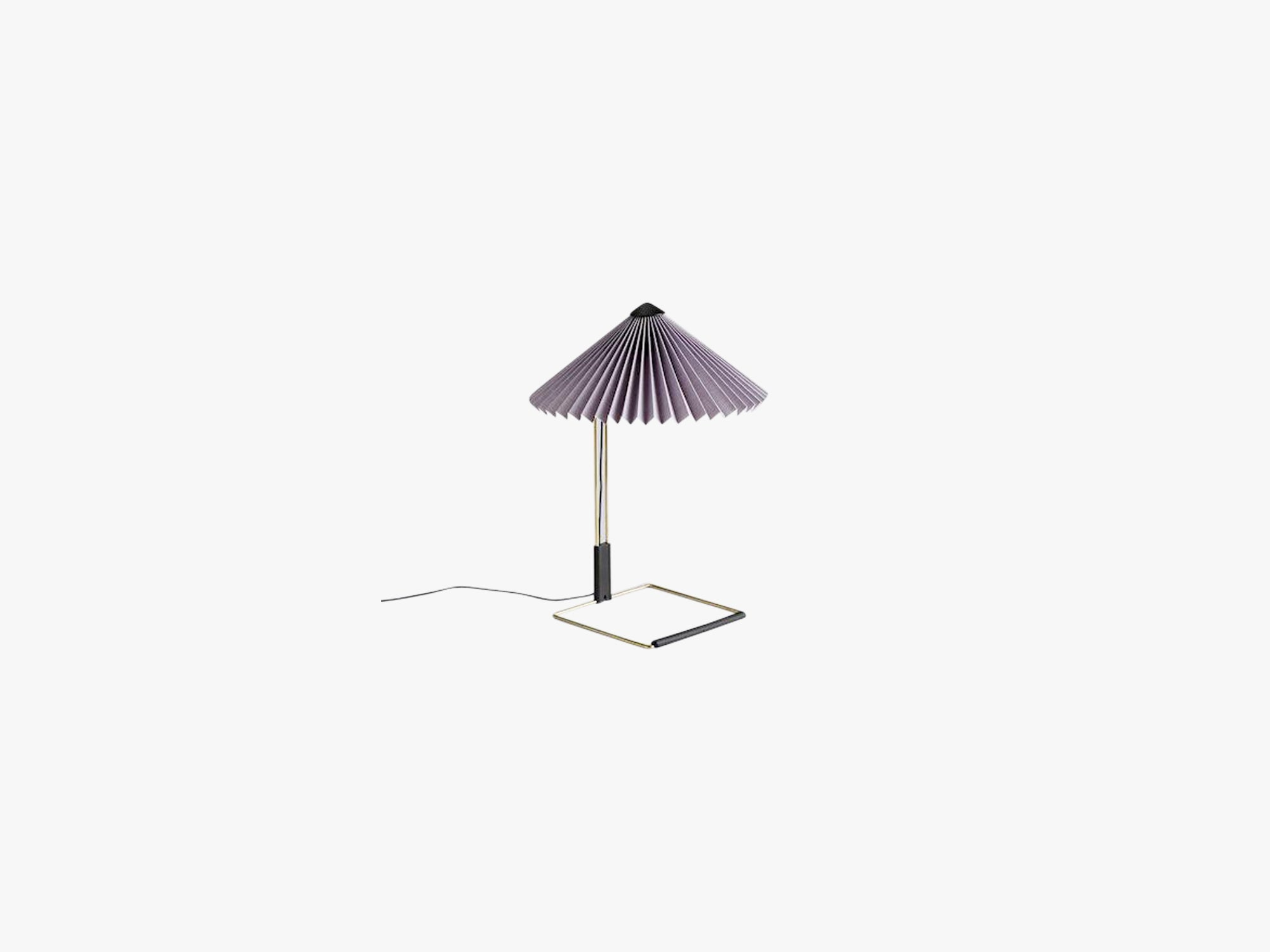 Matin Table Lamp Small, Lavender fra HAY