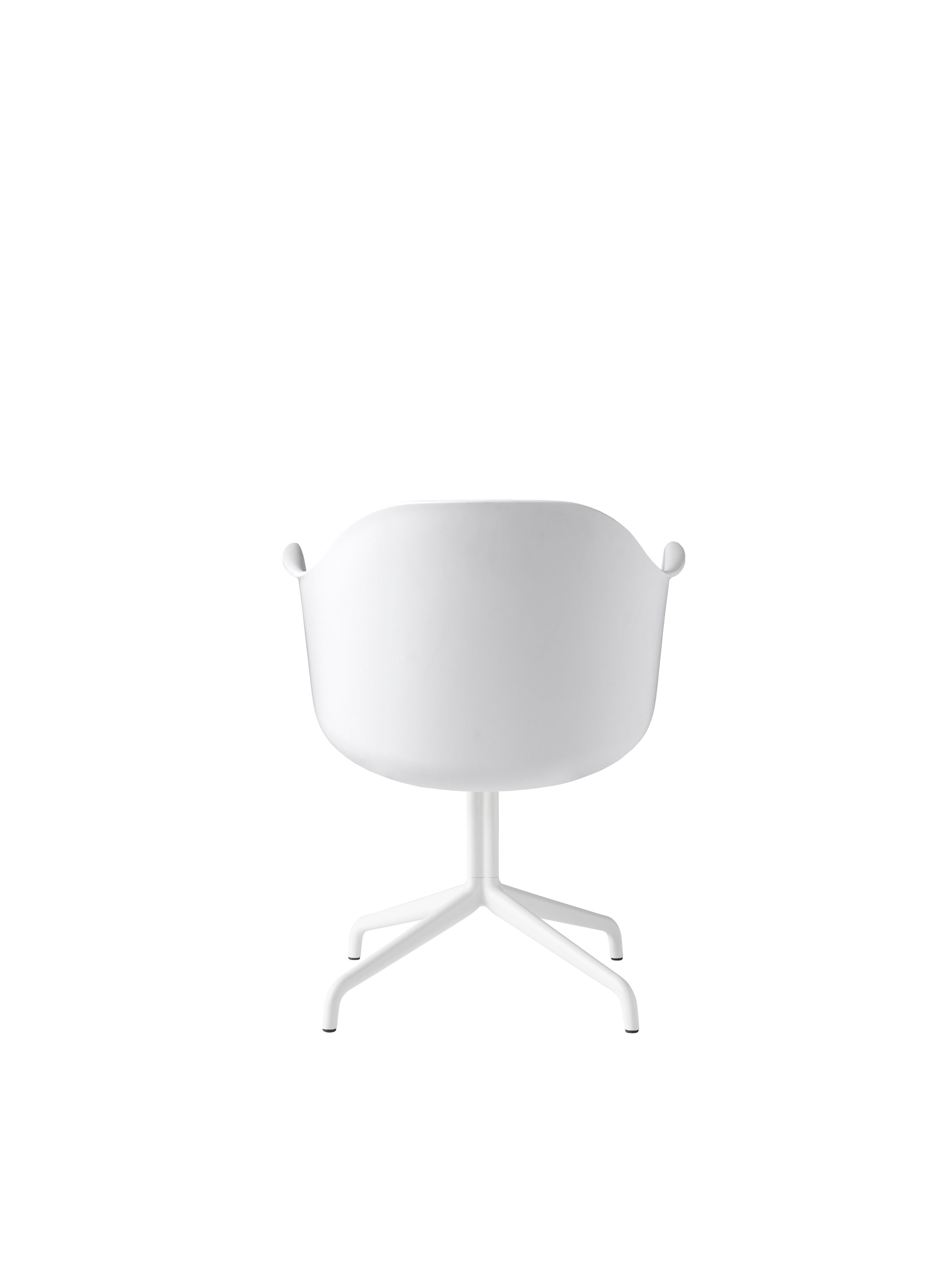 Harbour Chair, Light Grey Swivel/Light Grey fra Menu