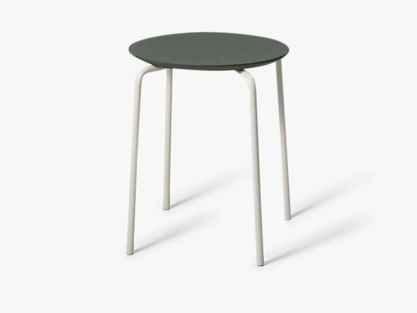 Herman Stool - Green/Light Grey fra Ferm Living