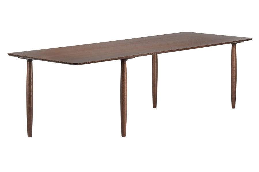 Oku Dining Table L250, Dark fra NORR11