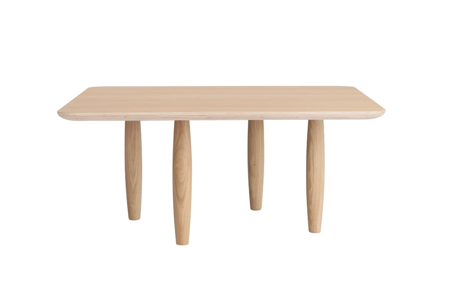 Oku Coffee Table, Light fra NORR11