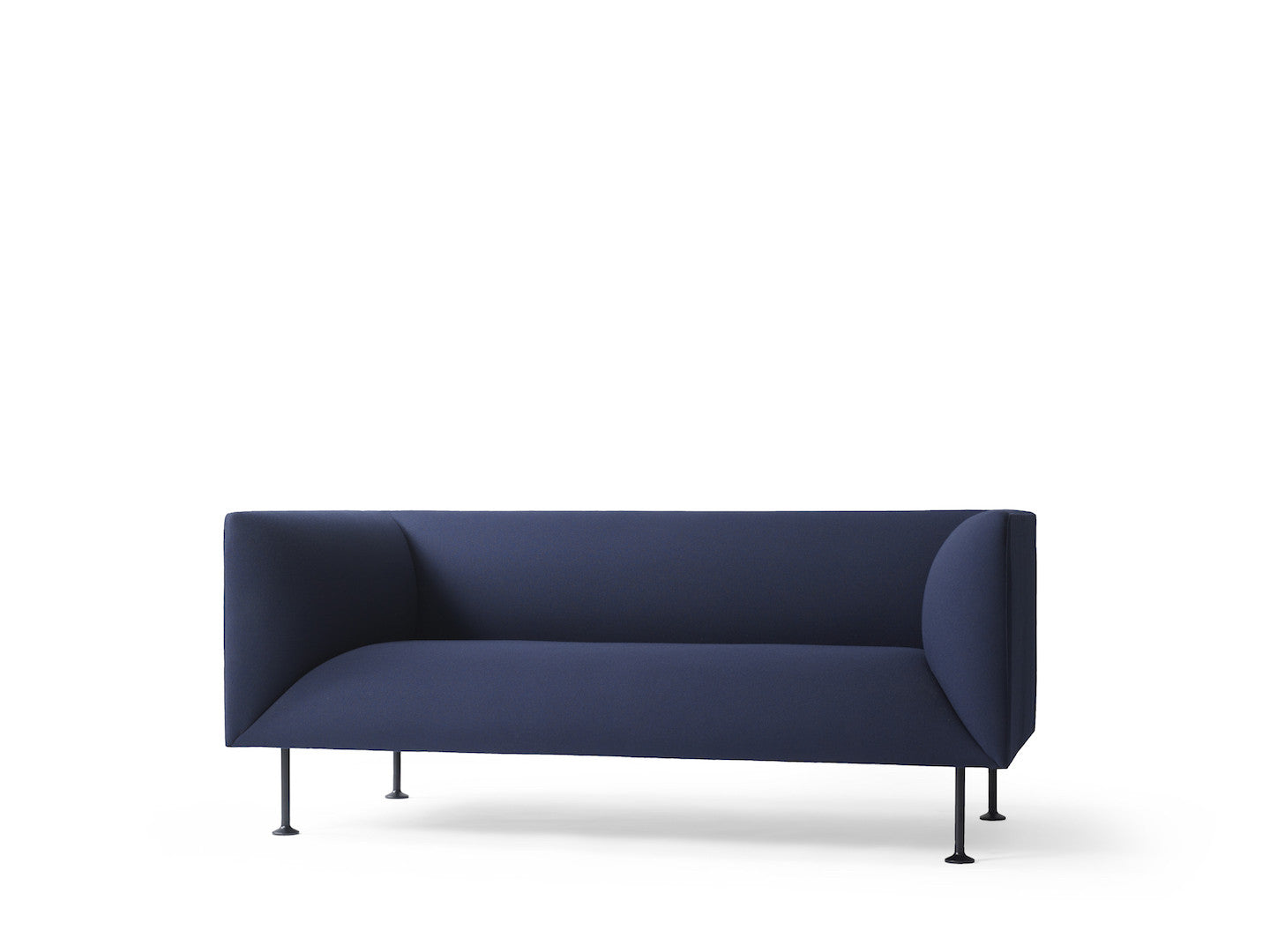 Godot, 2 Seater, Royal Blue - Sofa fra Menu