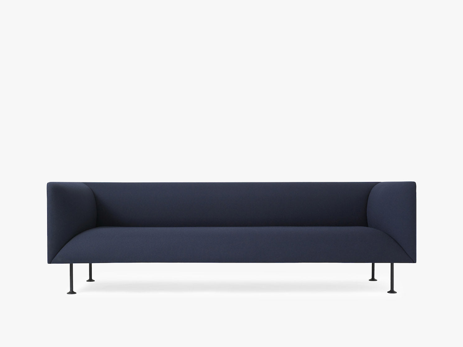 Godot, 3 Seater, Royal Blue - Sofa fra Menu