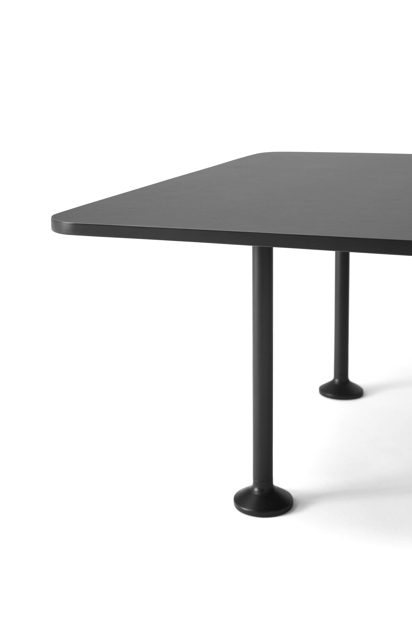 Godot, Coffee Table, Rectangular, Charcoal fra Menu