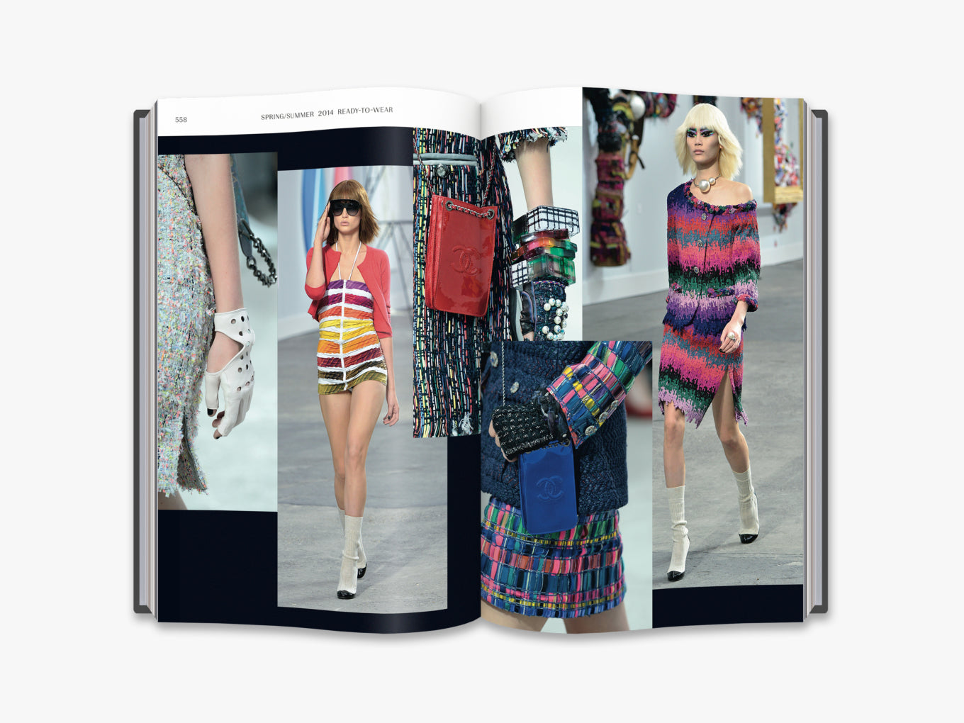 Chanel Catwalk fra NEW MAGS