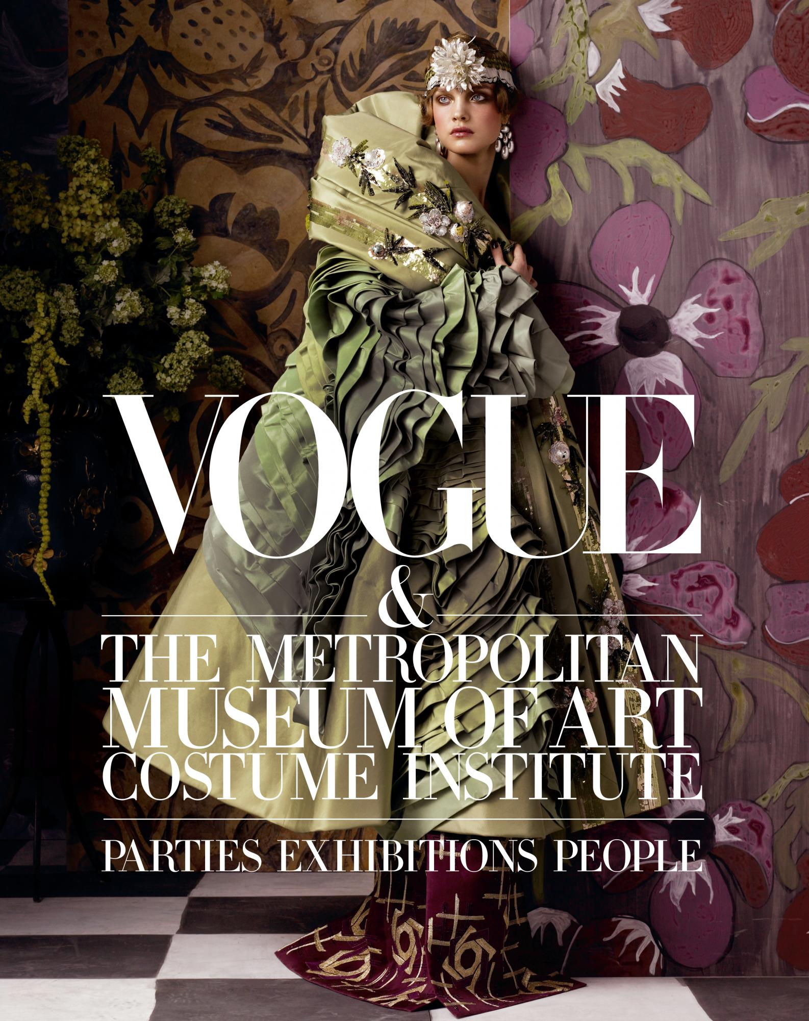 VOGUE & The Metropolitan fra New Mags