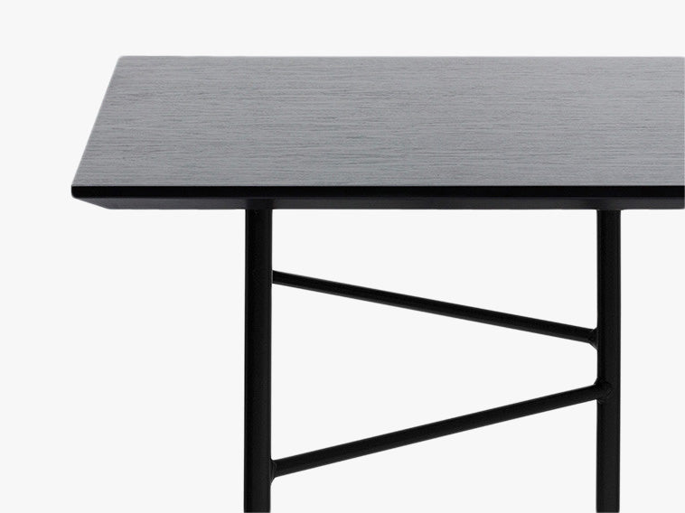 Mingle Table Top - Sort Egefiner fra Ferm Living