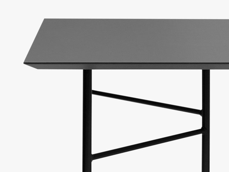 Mingle Table Top - Sort fra Ferm Living