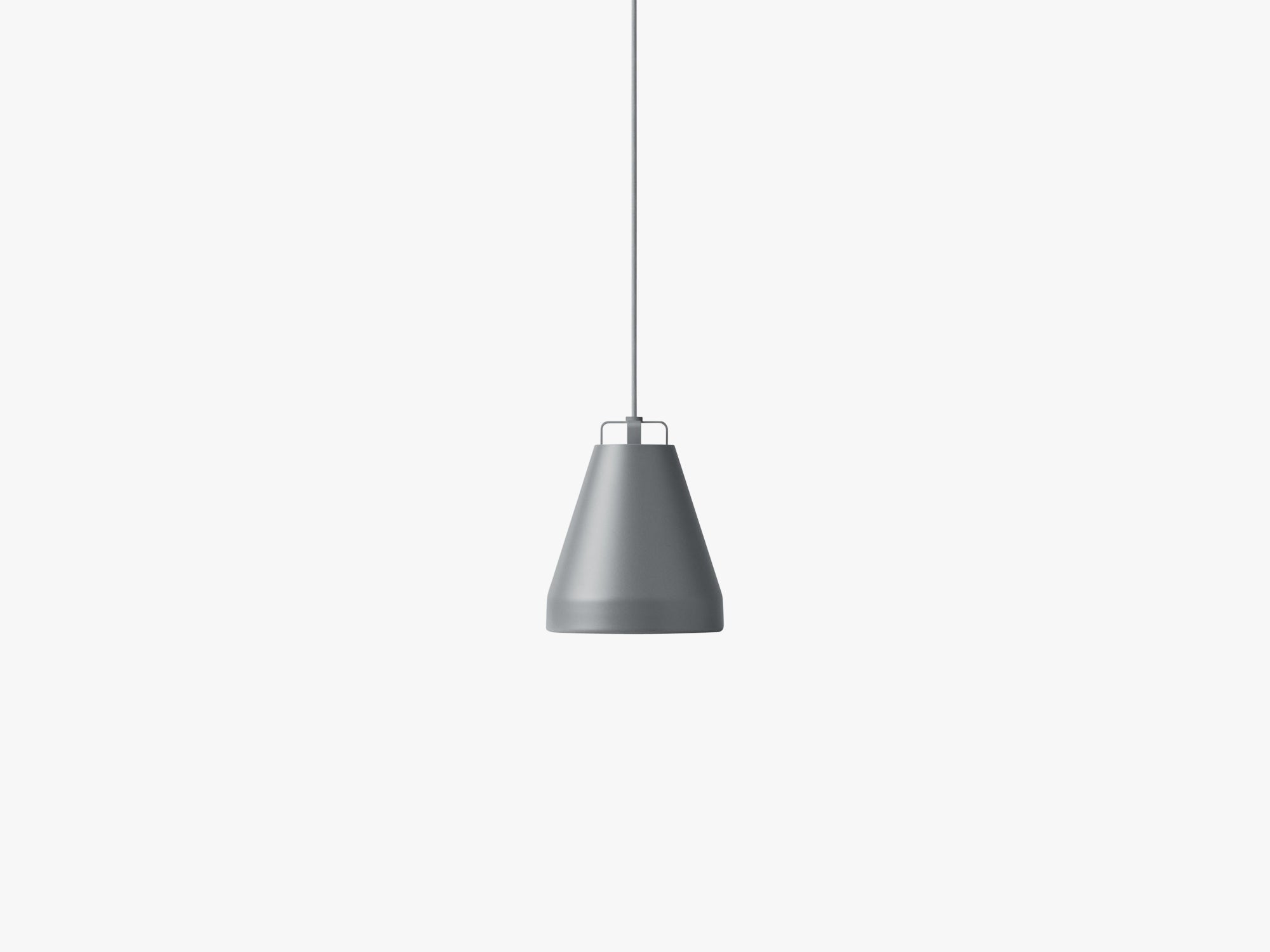 Voyage Pendant M1, Ø19 Dark Grey fra MILLION