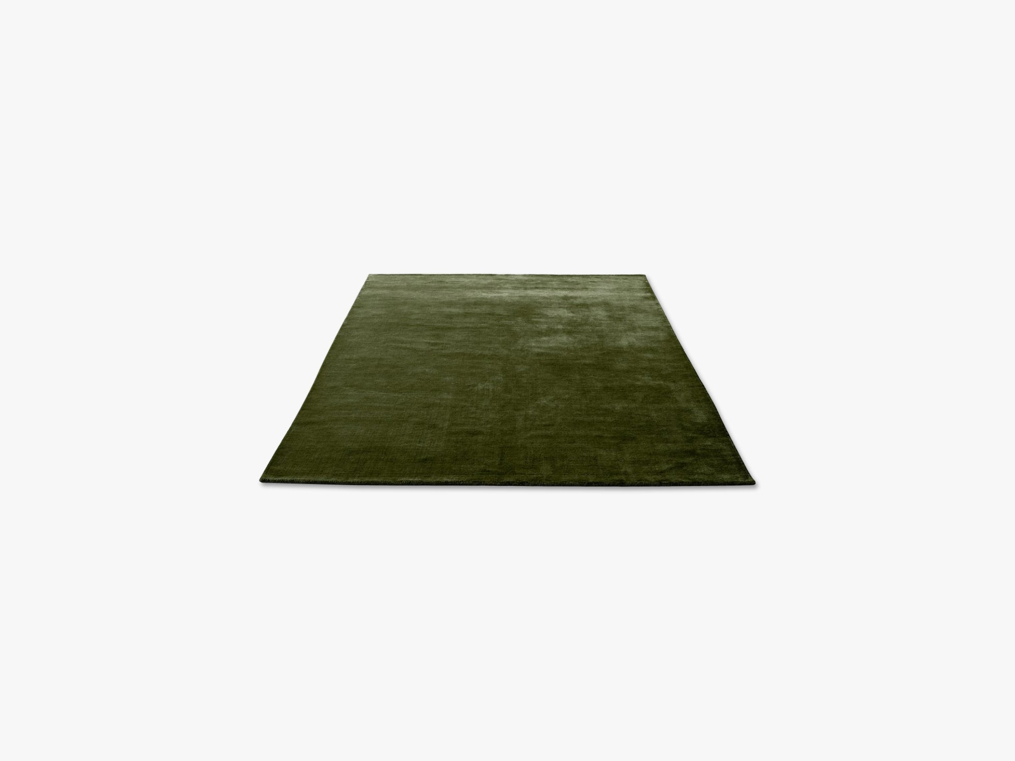 The Moor Rug - AP7, Green Pine fra &tradition