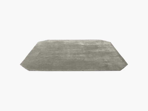 The Moor Rug - AP8, Grey Moss fra &tradition