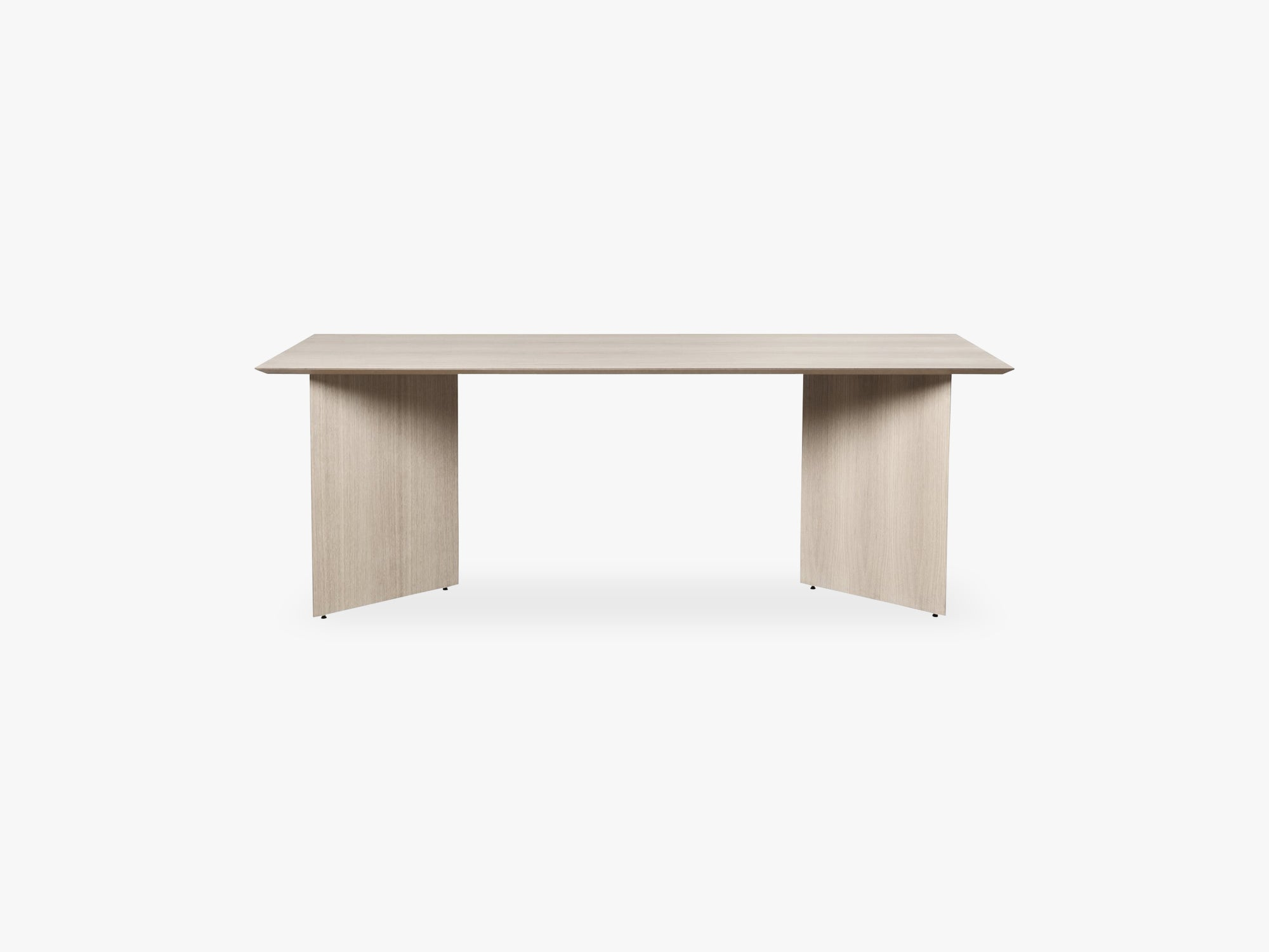 Mingle Table Top 210 cm, Natural Oak Veneer fra Ferm Living