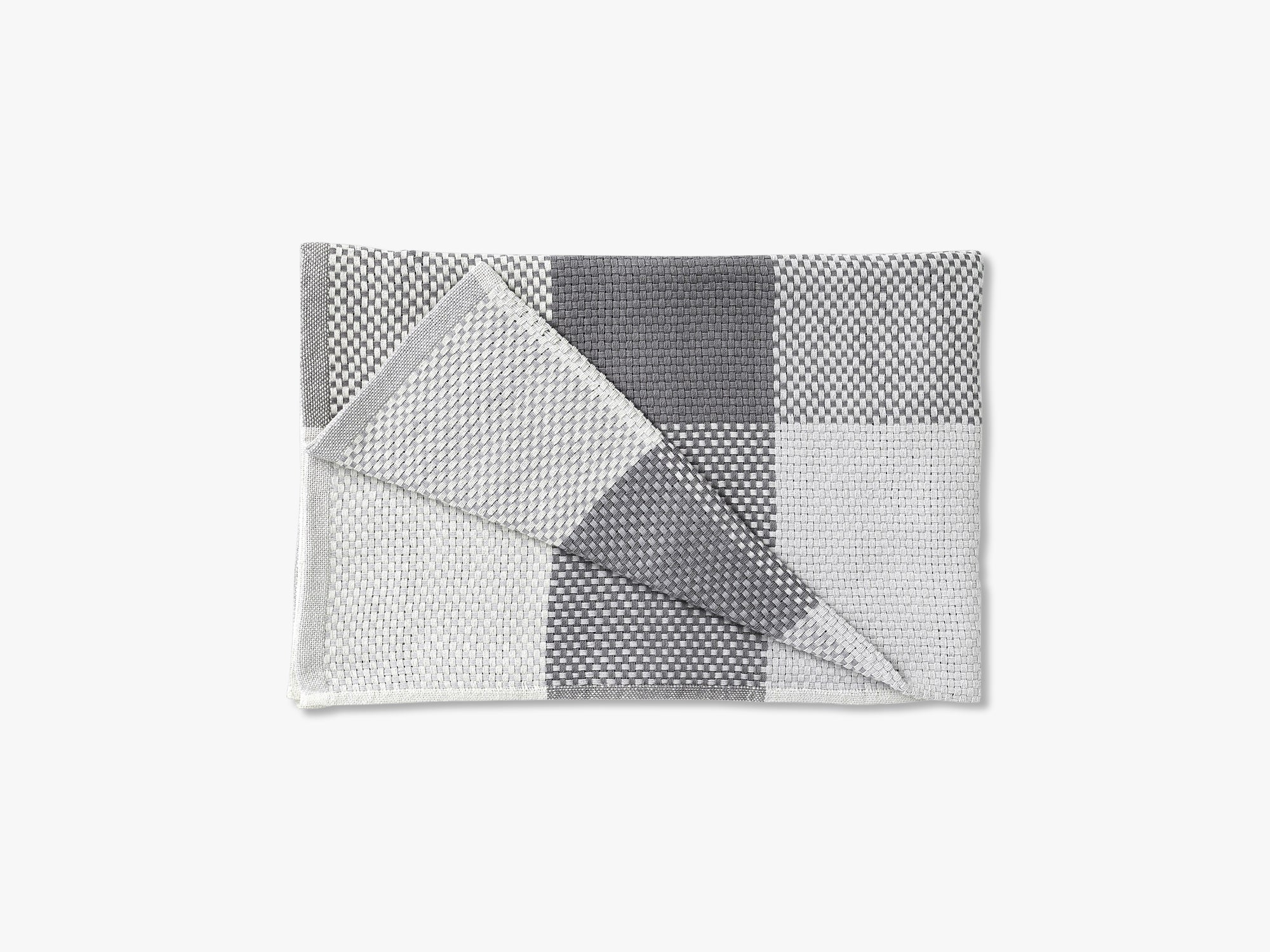 Loom Throw, Grey fra Muuto