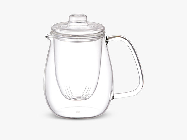 UNITEA teapot set, large glass fra KINTO