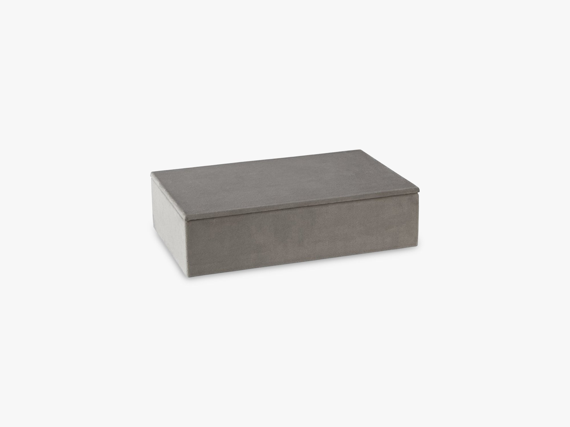 Soft Small Box, Light Grey fra NTER