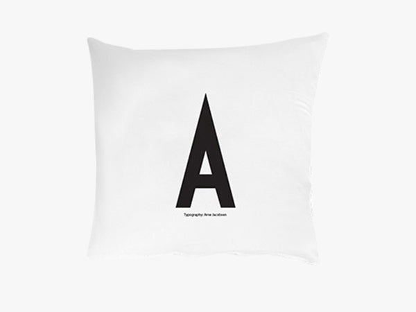 A - PERSONAL PILLOW AJ fra Design Letters